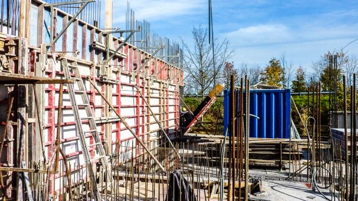 Tragwerksplanung Industrie- und Verwaltungsbau Mineralölwerk OEST in Freudenstadt