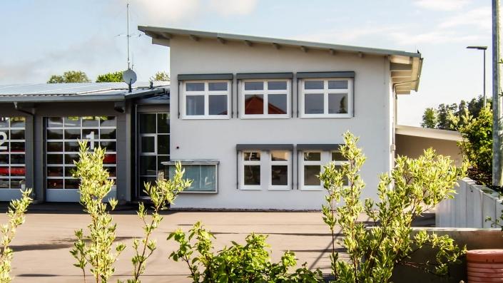 Tragwerksplanung Öffentliche Bauten Feuerwehrhaus Waldachtal