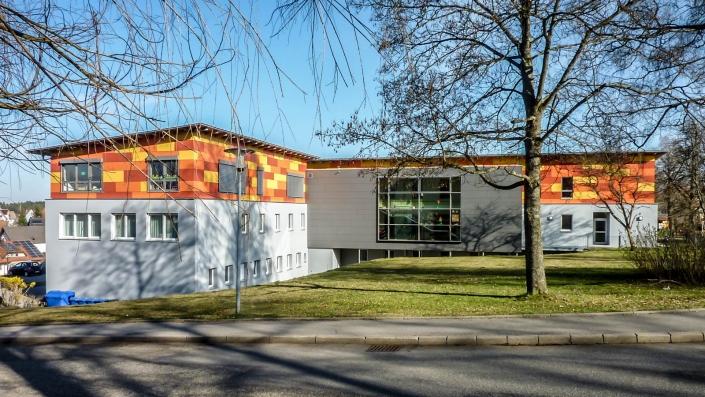 Tragwerksplanung Öffentliche Bauten Kinderhaus in Dornhan