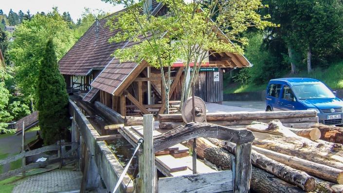Tragwerksplanung Sonderbauten Historische Mönchhofsägemühle in Vesperweiler
