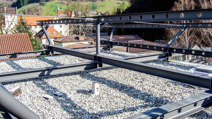 Tragwerksplanung Wohnungsbau Kinziganlagen in Wolfach