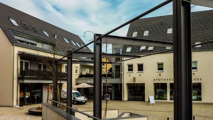 Tragwerksplanung Wohnungsbau Mehrfamilienhaus Schlossplatz in Mötzingen